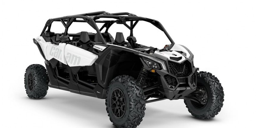 НОВИЙ MAVERICK X3 MAX TURBO R
