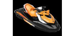 GTI  130hp SE Black / Mango orange