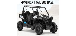 Maverick Trail Base 800  White INT