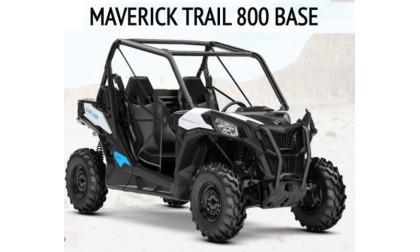 Maverick Trail Base 800  White INT