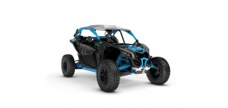 Maverick X3 X rc TURBO R  Carbon Black & Octane Blue INT