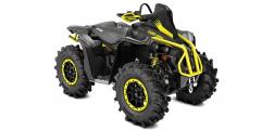 Renegade 1000 X mr Carbon Black/Sunburst Yellow