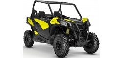 Maverick Trail DPS 1000  Sunburst Yellow INT