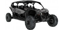 Maverick X3 MAX X RS TURBO R Platinum Satin TCIC