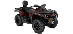 Outlander MAX 650 XT Can-am Red-Black INT