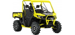 Traxter HD10 XMR Carbon Black-Yellow Accents INT