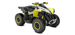 Renegade 1000R X xc Black-Grey-Sunburst Yellow INT