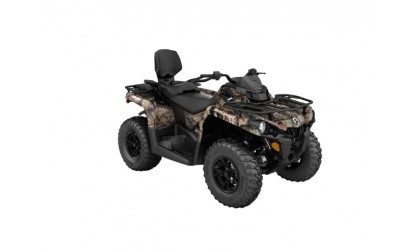 Outlander L MAX 570 DPS Breakup Country Camo
