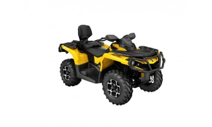 Outlander MAX 650 XT Yellow INT