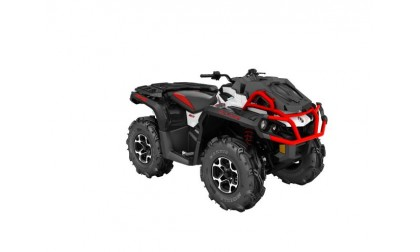 Outlander 650 X mr White/Black/Can-Am Red INT