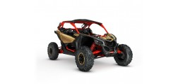 Maverick X3 Xrs TURBO R Liquid Gold INT