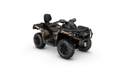 Outlander MAX 650 XT Breakup Country Camo INT