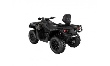 Outlander MAX 850 XT-P Triple Black INT