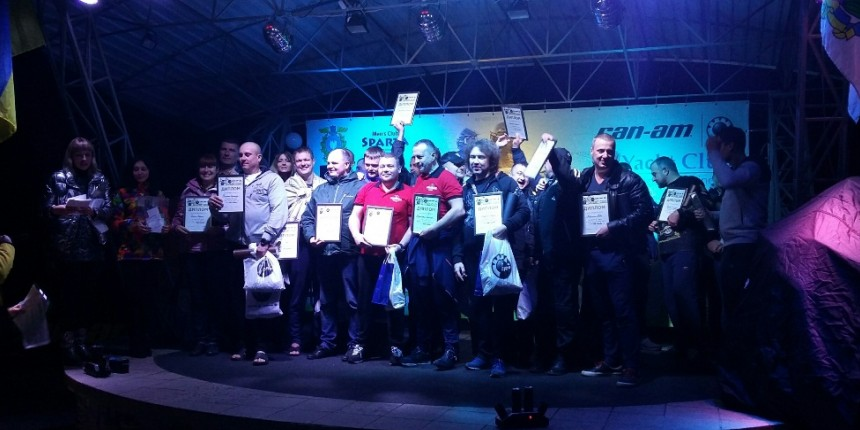 Поздравляем победителей 10 этапа «CAN-AM QUEST CUP»!