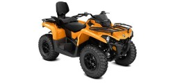 Outlander MAX DPS 570 Orange