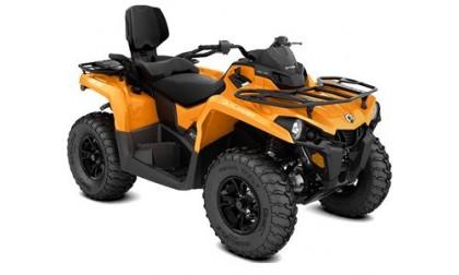 Outlander MAX DPS 570 Orange