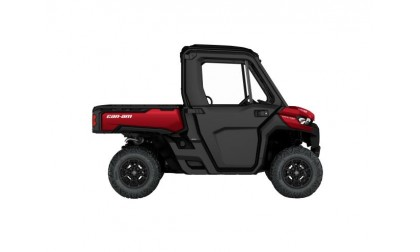 Defender HD10 XT CAB  /  Red