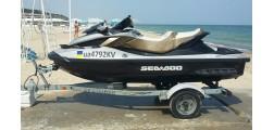 Гидроцикл BRP GTX LTD - 2010 г.  №24