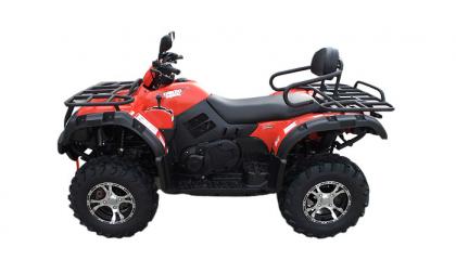 CF500 2-A  X6  MAX  XT  Base  Red